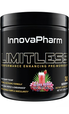 InnovaPharm Limitless Preworkout