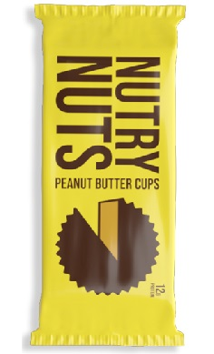 Nutry Nuts - Peanut Butter Cups - Ireland
