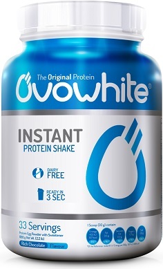 Ovowhite Instant 100% Egg Protein