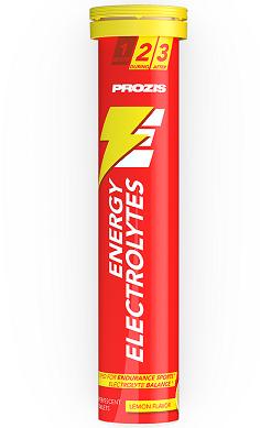 Prozis Energy Electrolytes Tablets