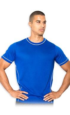 USN technical T-Shirt blue