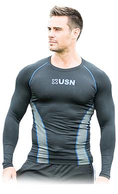 USN unisex base layer top