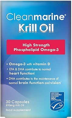 cleanmarine krill oil omega 3