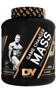 Dorian Yates DY Nutrition Game Changer Mass Gainer