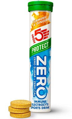 High5 Zero Protect - Immune Electrolyte Sports Drink Turmeric Ginger