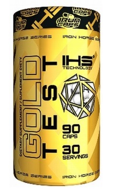 Iron Horse Series Gold Test Testosterone Booster