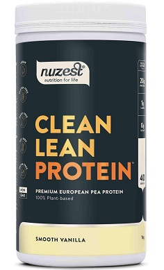 Nuzest Clean Lean Protein - vegan, plant based
