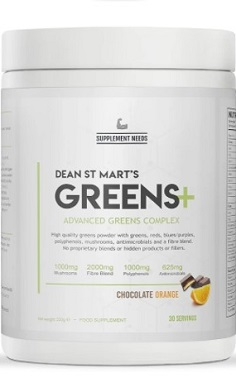 SUPPLEMENT NEEDS GREENS+ - 330G