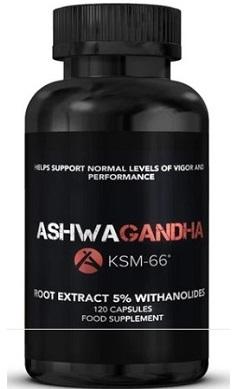 Strom KSM66 Ashwagandha