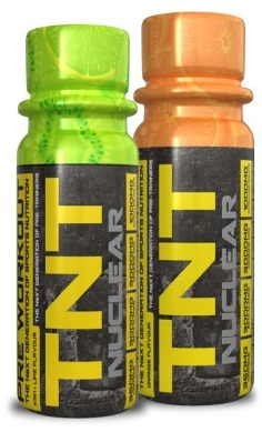 nxt nutrition TNT nuclear preworkout shot