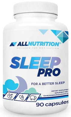 All Nutrition Sleep Pro sleep stack supplement