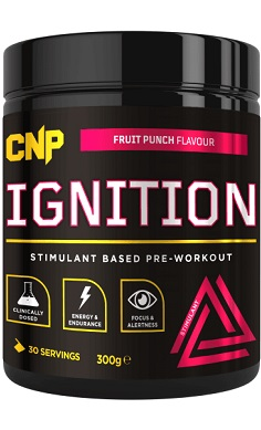 CNP Ignition Preworkout