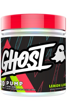 Ghost Pump Preworkout