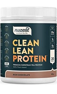 Nuzest Clean Lean Protein chocolate new