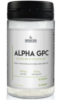 Supplement Needs Alpha GPC