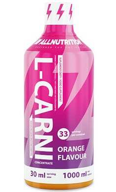 allnutrition L-Carnitine liquid