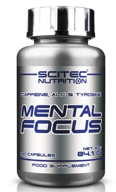 Scitec Nutrition Mental Focus