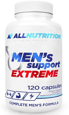 All Nutrition mens support extreme test booster