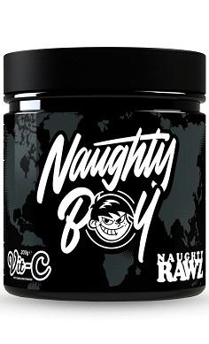 Naughty Boy Naughty Rawz Vit C Vitamin C
