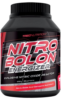 Trec Nutrition Nitrobolon preworkout energizer