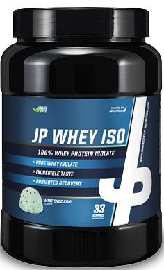 Trained By JP Whey Iso Isolate Protein