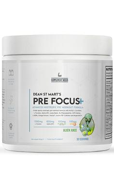 Supplement-needs-pre-focus+-preworkout