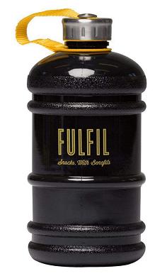 fulfil nutrition water jug 2.2l