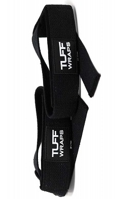 tuff-cotton-lifting-straps-with-neoprene-all-black