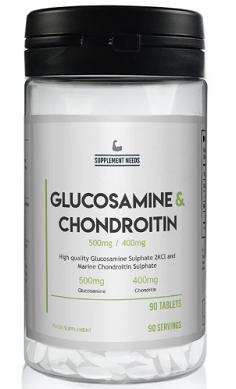 SUPPLEMENT-NEEDS-GLUCOSAMINE-CHONDROITIN