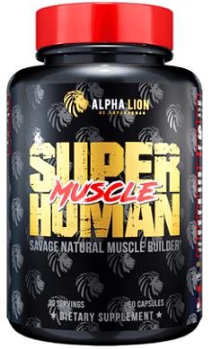 alpha-lion-SuperHuman-muscle